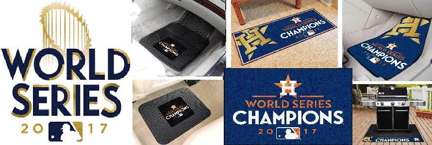 Chicago Cubs 2016 World Series Championship header image by Everything Doormats.