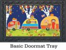 Indoor & Outdoor Fall Camping MatMate Doormat-18x30