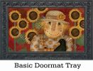 Indoor & Outdoor Harvest Scarecrow MatMate Doormat-18x30