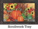 Indoor & Outdoor Ready for Fall MatMate Doormat-18x30