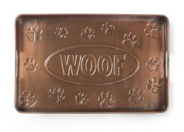 Multi Purpose Embossed Woof Boot Tray - 22 x 14 x 2