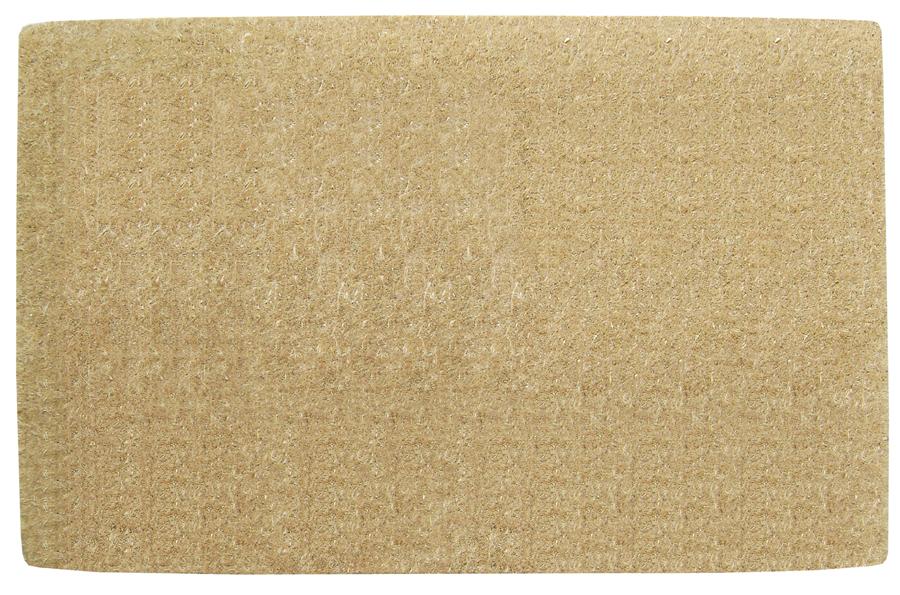 Natural Fiber Plain Coco Coir Doormat Welcome Mat
