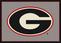 Georgia Spirit Area Rug - College Logo Mat