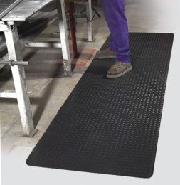 Diamond Industrial Runners Grease Resistant PVC Mat