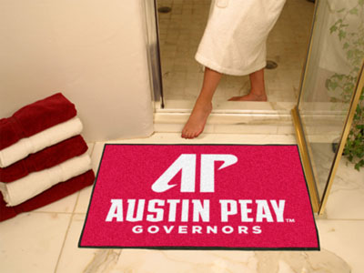 Austin Peay State University All Star Eco Friendly  Doormat