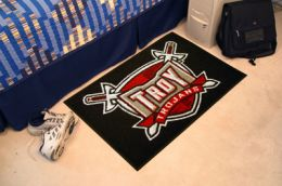 Troy University Starter Nylon Eco Friendly  Doormat