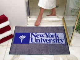 New York University All Star Nylon Eco Friendly  Doormat