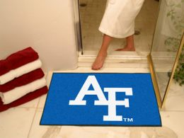 US Air Force Academy All Star Nylon Eco Friendly Doormat