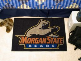 Morgan State University Starter Nylon Eco Friendly  Doormat