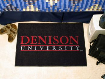 Denison University Starter Nylon Eco Friendly  Doormat