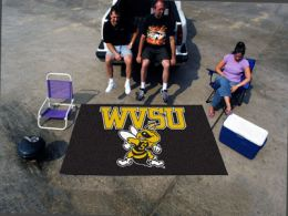 West Virginia State  Outdoor Ulti-Mat