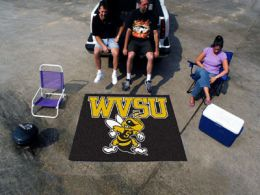 West Virginia State  Outdoor Tailgater Mat