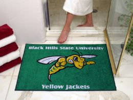 Black Hills State University All Star Nylon Eco Friendly  Doormat