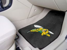Black Hills State University  2pc Printed Carpet Car Mat Set