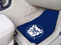 Butler University  2pc Printed Carpet Car Mat Set