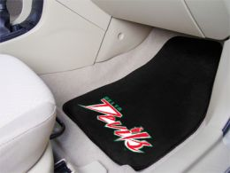 Mississippi Valley State University 2pc Printed Carpet Car Mat Set