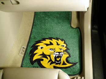 Southeastern Louisiana  2pc Printed Carpet Car Mat Set
