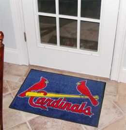 St Louis Cardinals Starter Door Mat