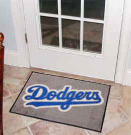 Los Angeles Dodgers Starter Door Mat