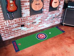 Chicago Cubs Putting Green Mat