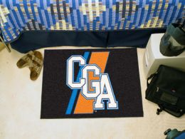 United States Coast Guard Academy Vinyl Backed Starter Doormat