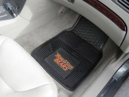 Morgan State University  2pc Heavy Duty Vinyl Car Mat Set
