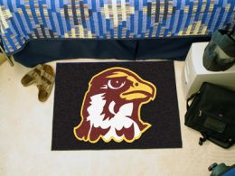 Quincy University Starter Nylon Eco Friendly  Doormat