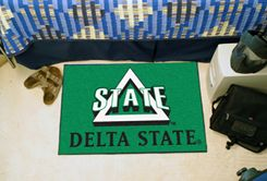 Delta State University Starter Nylon Eco Friendly  Doormat