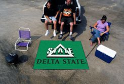 Delta State University  Outdoor Tailgater Mat