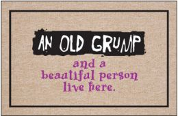 Old Grump Doormat