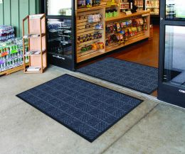 Ecomat Montage Entry Mat - Apache 88% Recycled