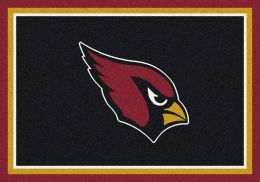 Arizona Cardinals Spirit Area Rug - NFL Football Mat