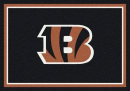 Cincinnati Bengals Spirit Area Rug - NFL Football Mat