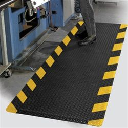Beveled Edges Ergo-Flex Supreme Diamond Foot Anti-Fatigue Mat