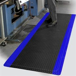Ergo-Flex Ultimate Diamond Foot Anti-Fatigue PVC Foam Mat