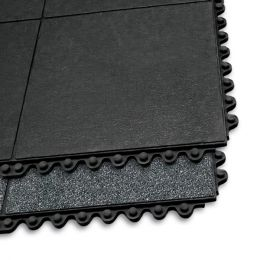 Performa SD Grease Resistant/Proof Black Wet Area Mat