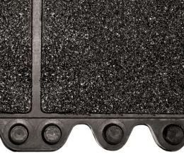 Performa SD Grease Resistant/Proof Black w/GritTuff Wet Area Mat