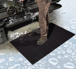 Heavy-duty Tru-Tread Grease Resistant/Proof Wet Area Mat