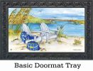 Indoor & Outdoor Waterside MatMate Doormat - 18x30