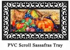 Sassafras A Colorful Season Switch Doormat - 10 x 22
