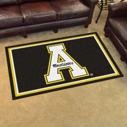 Appalachian State University Area Rug - 4 x 6 Nylon