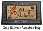 Sassafras Autumn Bicycle Mat - 10 x 22 Doormat