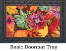 Indoor & Outdoor Autumn Jazz MatMates Doormat - 18 x 30