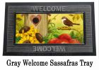 Sassafras Autumn Medley Switch Doormat - 10 x 22