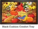 "Indoor & Outdoor Autumn Songbirds Insert Doormat - 18"" x 30"""
