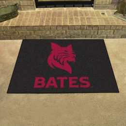 Bates College Bobcats All Star Mat - 34 x 44.5