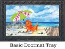 Indoor & Outdoor Beach Chairs Insert Doormat-18x30