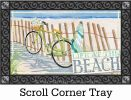 Indoor & Outdoor Beach Trail MatMate Doormat-18x30