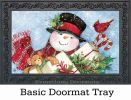 Indoor & Outdoor Bearing Gifts MatMates Doormat - 18 x 30