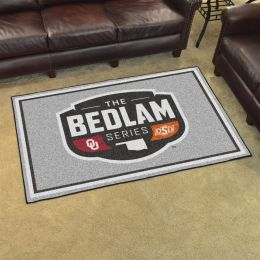 Bedlam Series Area Rug - Nylon 4' x 6'